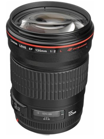 135mm lens