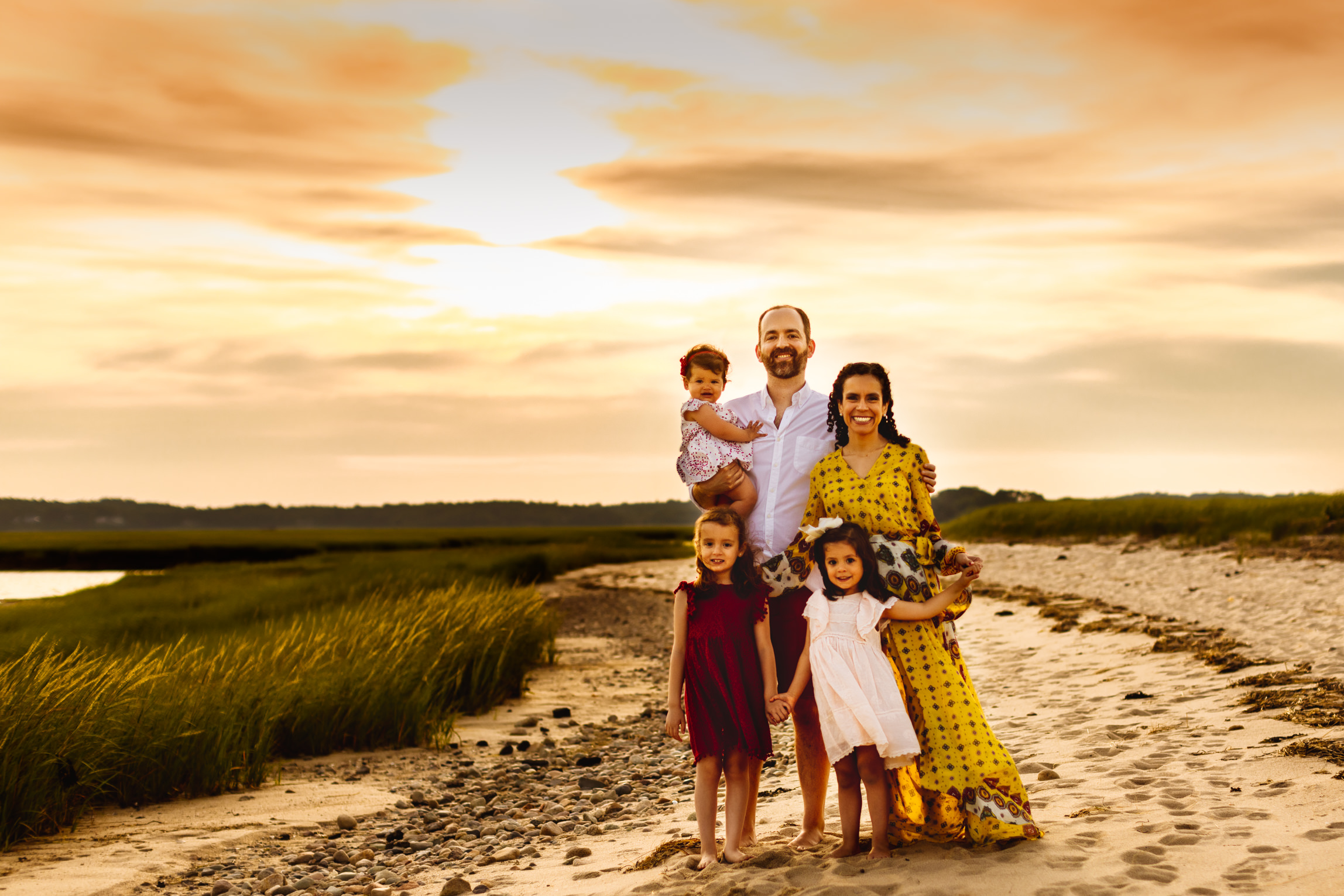 1Boston Beach Family Session - Fine Art -1-2