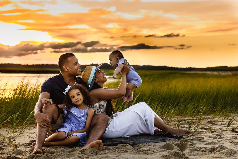 Beach Photo Session Boston Family Photography-6