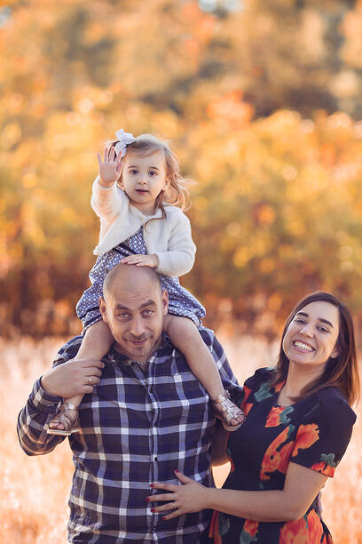 Boston Fall Family Photo Session-3