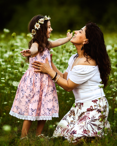 Boston Family Photographer - flowers-3