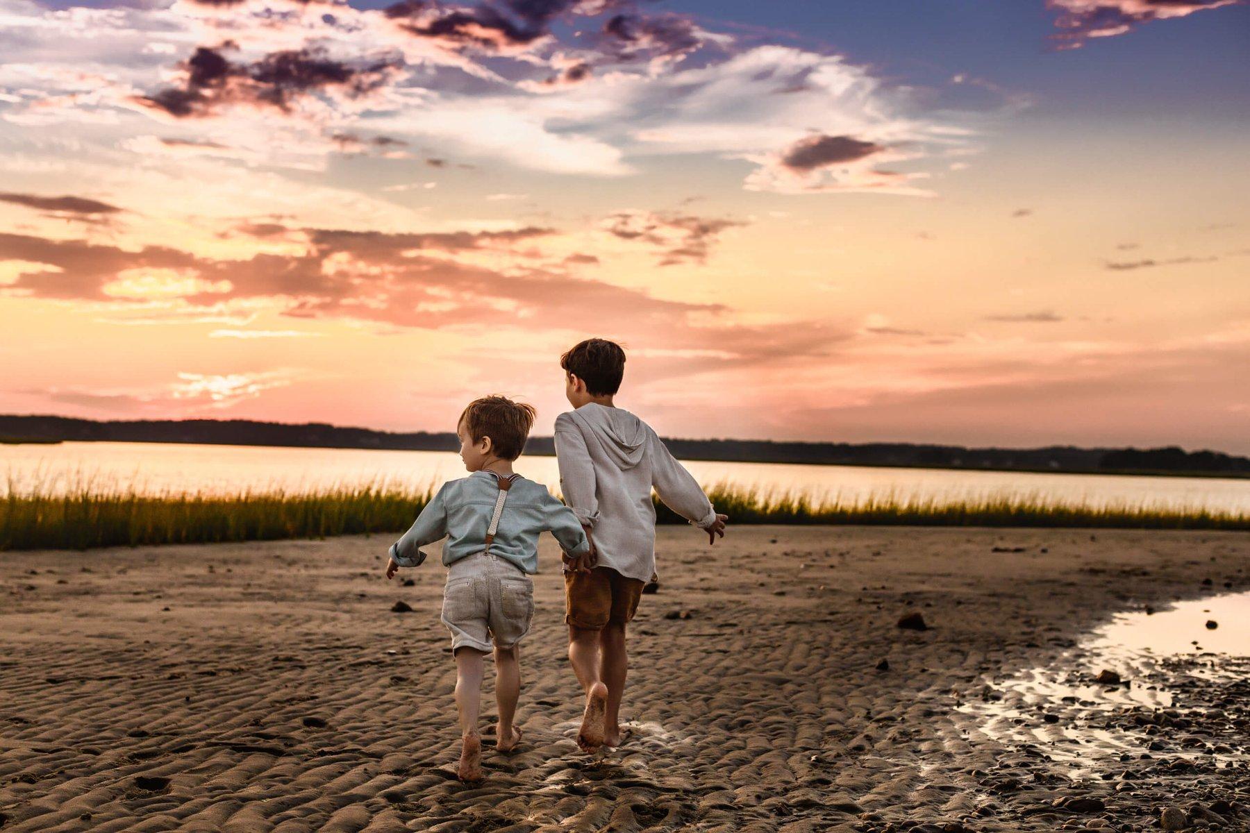 Duxbury Beach Family Photography-1