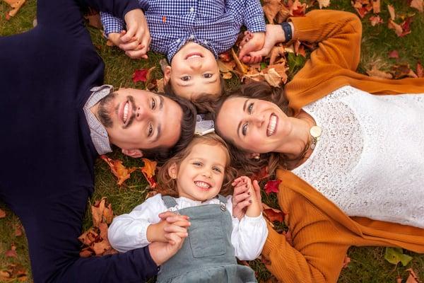 Fall Family Fine Art Portraits, Family Photographer Boston 6