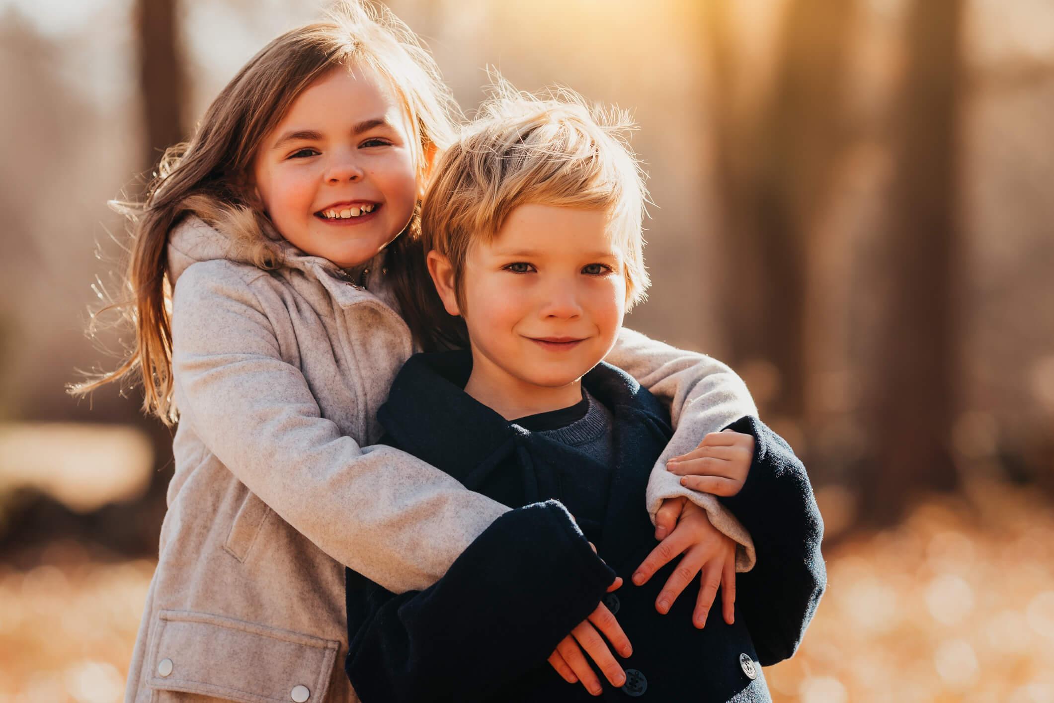 Fall Family Fine Art Portraits, Family Photographer Boston, siblings 8