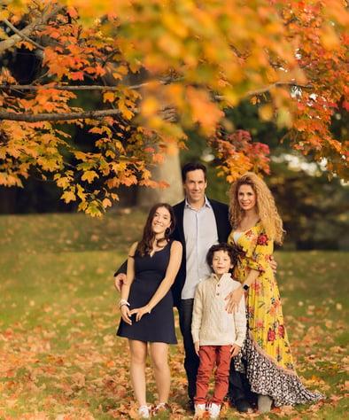 Fall Family Photo Session Boston -6