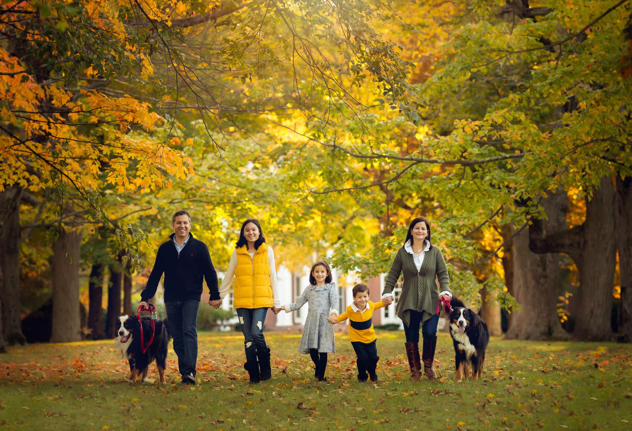 Fine Art Portraits, Family Photography Boston