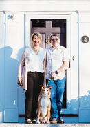 Love in Covid19 times - front door family portrait - Andre Toro Photography-47