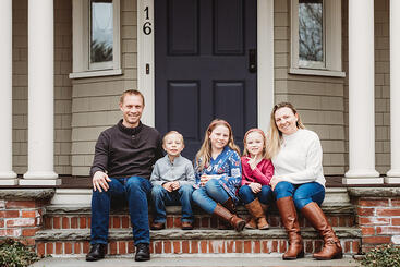 Love in Covid19 times - front door family portrait - Andre Toro Photography-73