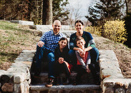 Love in Covid19 times - front door family portrait - Andre Toro Photography-9