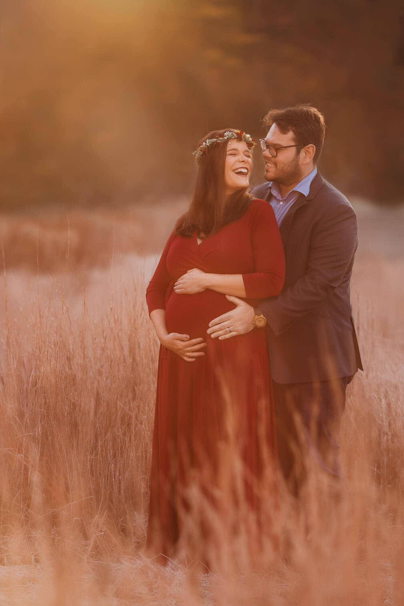 Pregnancy Photography in Boston