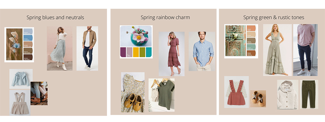 SPRING styling combos