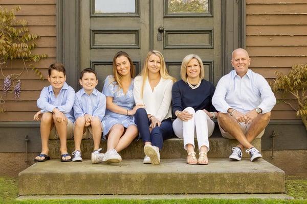 Spring Fine Art Family Portraits, Boston Family Photographer 13
