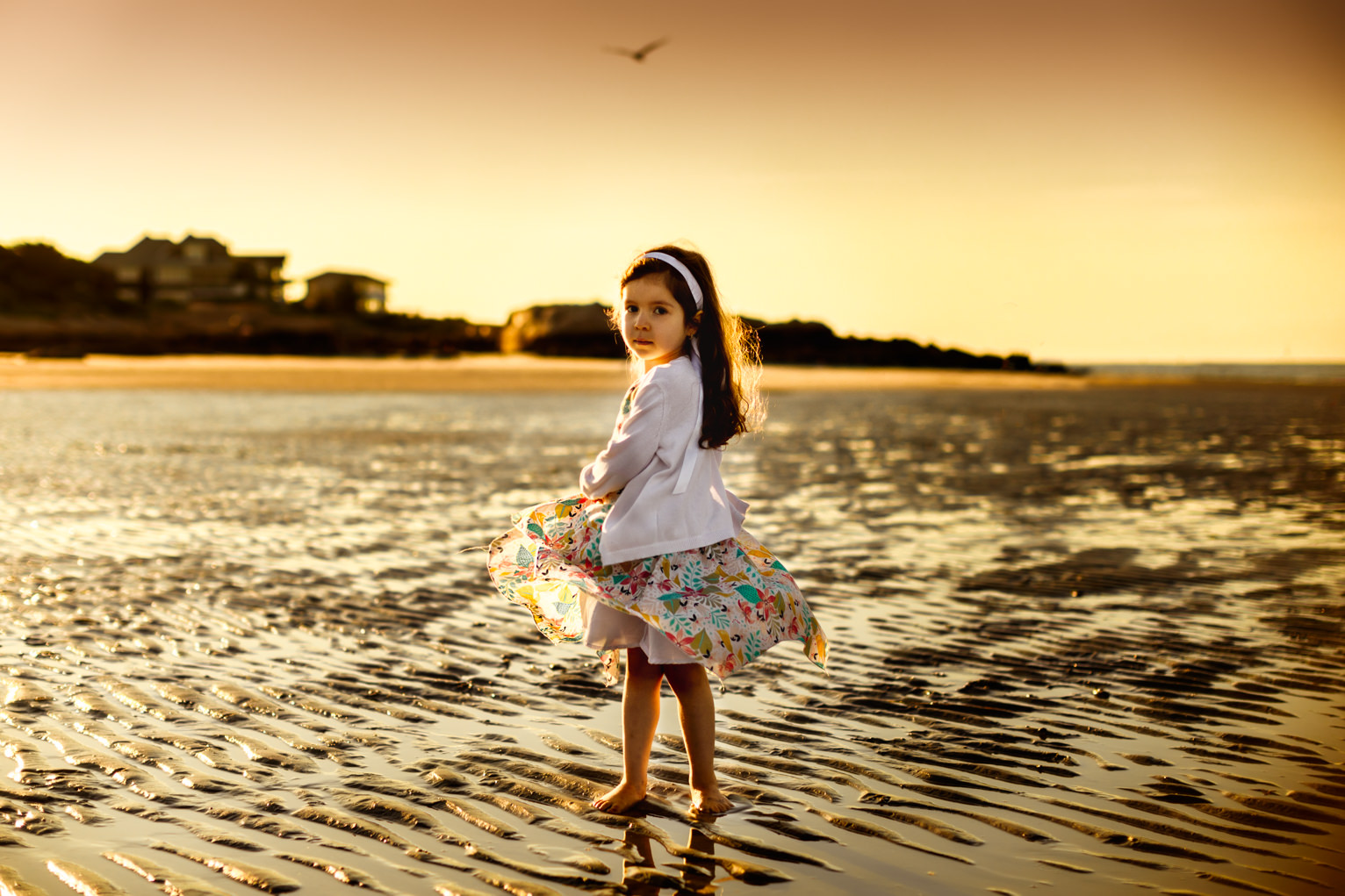 Summer Beach Family Photography-9