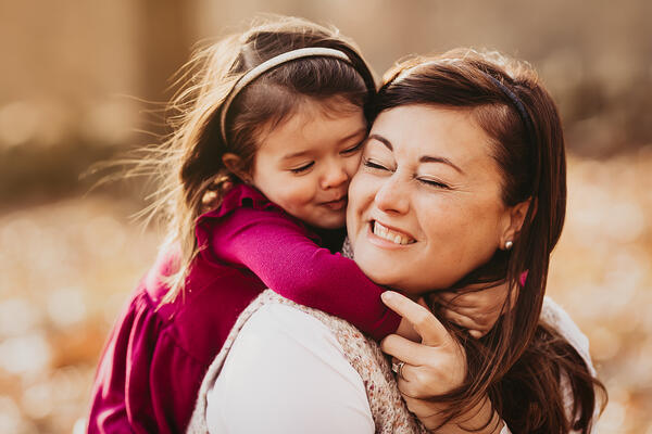 Capture your family's milestones in a family photo session