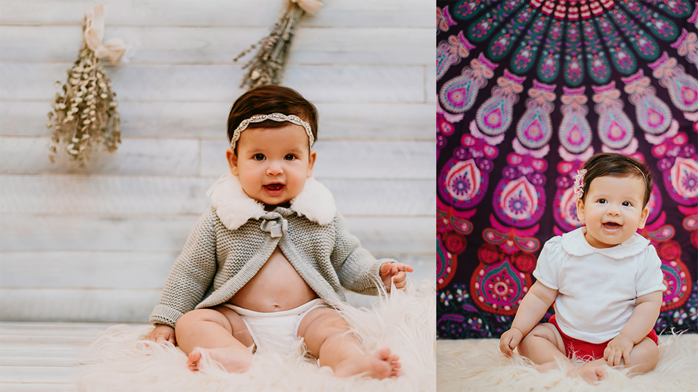 indoors BABY Photography 6 to 8 months