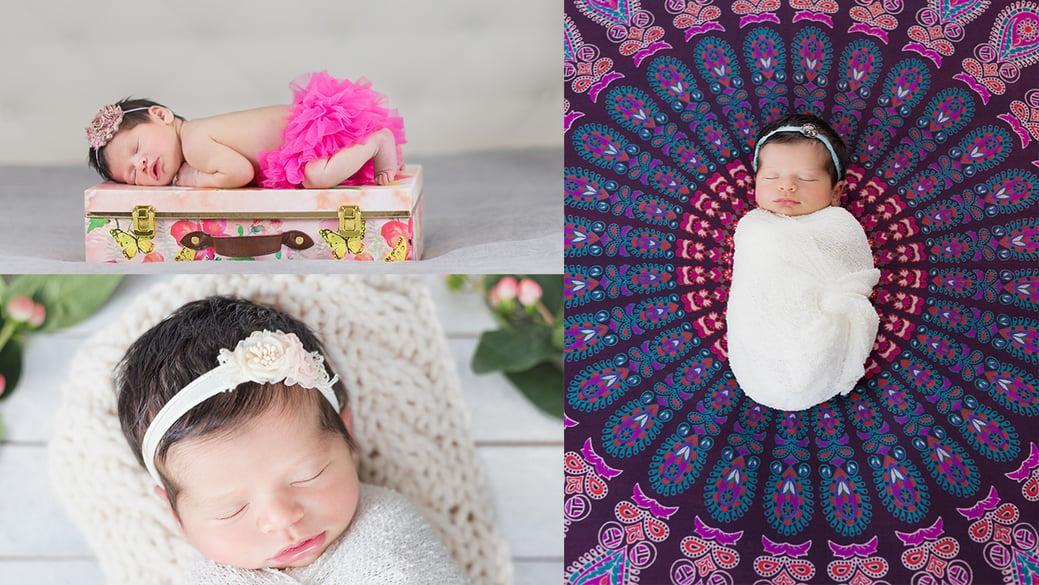 newborn collage 2